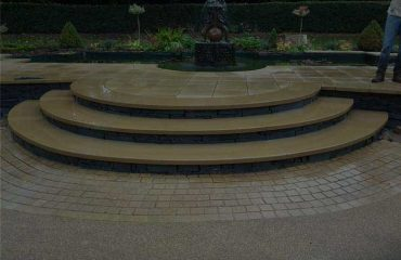 Bespoke steps & stonemasonary