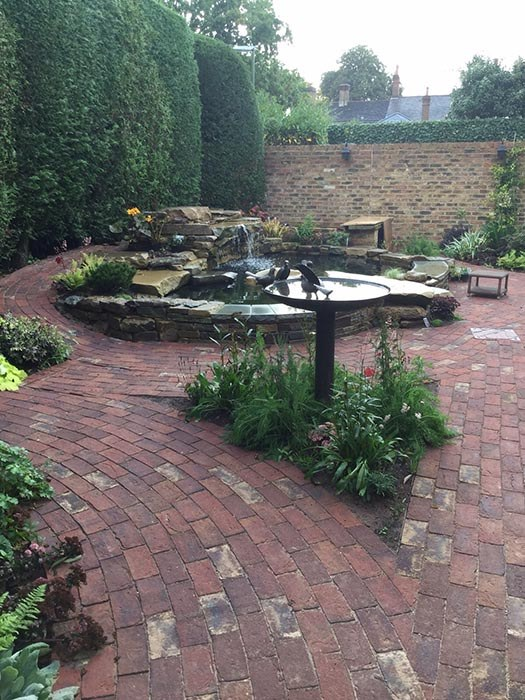Linfield garden